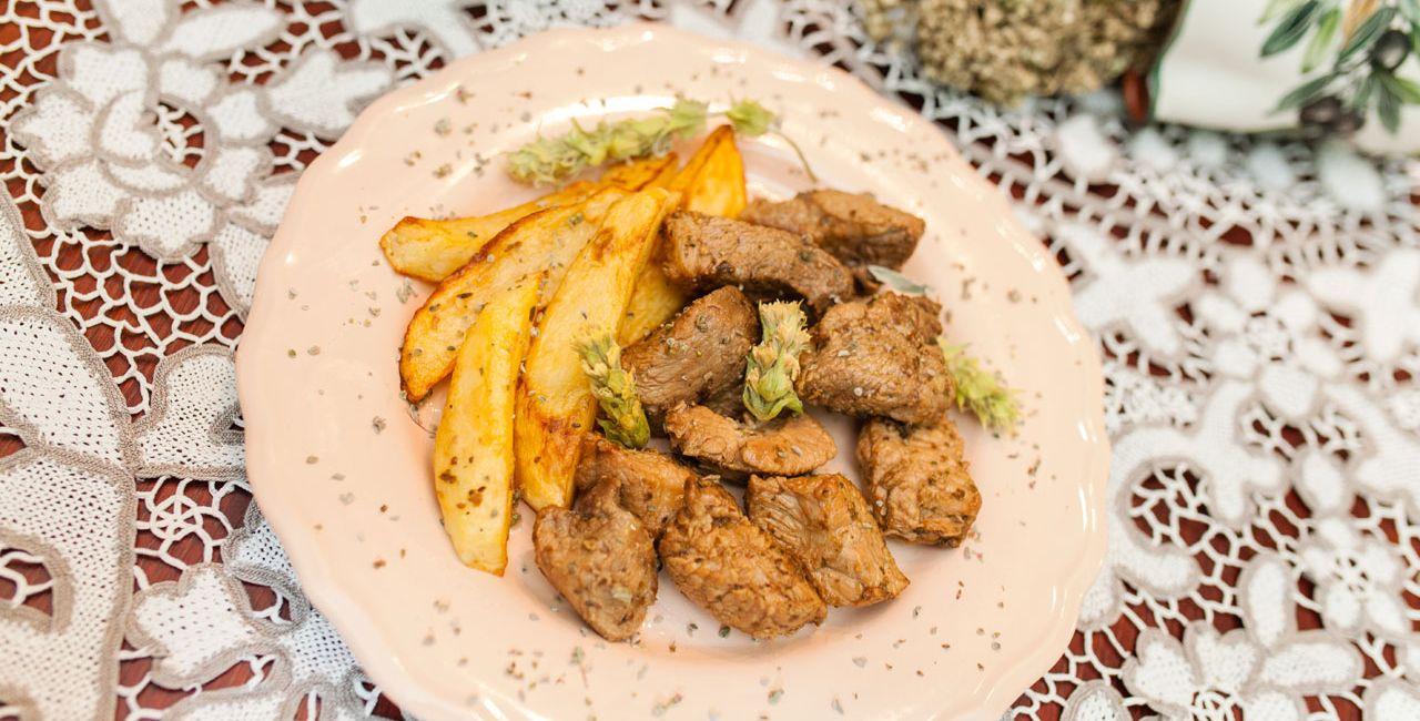 Χοιρινό βοτανάτο, μια νόστιμη και εύκολη συνταγή