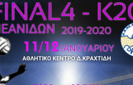 FINAL 4 Νεανίδων της Ε.Σ.ΠΕ Θράκης & Ανατ. Μακεδονίας
