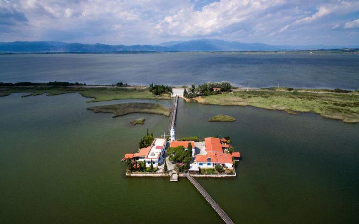 Ένα από τα πιο ιδιαίτερα μοναστήρια της Ελλάδας