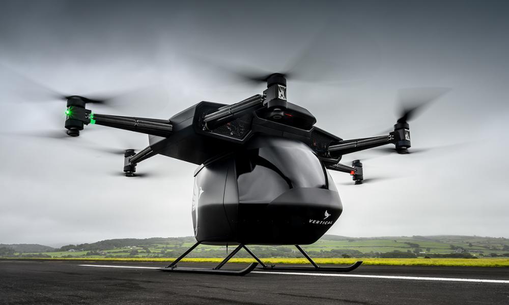 Με τεχνολογία Formula 1 τα ιπτάμενα ταξί του μέλλοντος