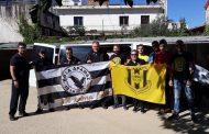 Η πρωτοβουλία του ΣΦ. ΜΑΥΡΑΕΤΟΙ της Δόξας Δράμας για την μεταφορά ειδών πρώτης αναγκης στην Καρδίτσα