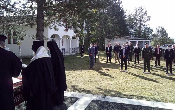 Εκδηλώσεις Μνήμης Εκτελεσθέντων Κατοίκων Λευκογείων και ευρύτερης περιοχής Κ.Νευροκοπίου από τα Βουλγαρικά στρατεύματα Κατοχής το 1941