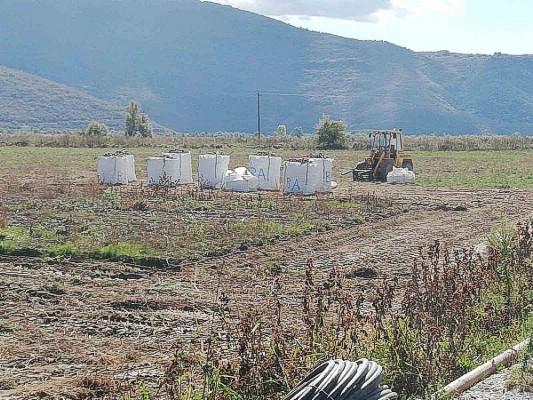 Ολοκληρώθηκε η διαδικασία σύνταξης του φακέλου, για την διεκδίκηση αποζημίωσης των Πατατοπαραγωγών Νευροκοπίου