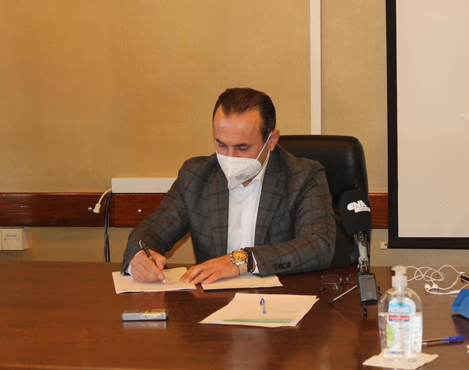 Υπογραφή Συμβάσεων CLLD LEADER Νομού Δράμας