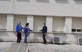 Επίσκεψη-αυτοψία του Αντιπεριφερειάρχη Δράμας κ.Γεώργιου Παπαδόπουλου στον χώρο εκτέλεσης τριών σημαντικών τεχνικών έργων της Π.Ε. Δράμας