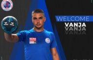 Ο Διεθνής με την Εθνική Νέων της Σερβίας Vanja Nikolic θα αγωνιστεί με τους Δραμινούς.